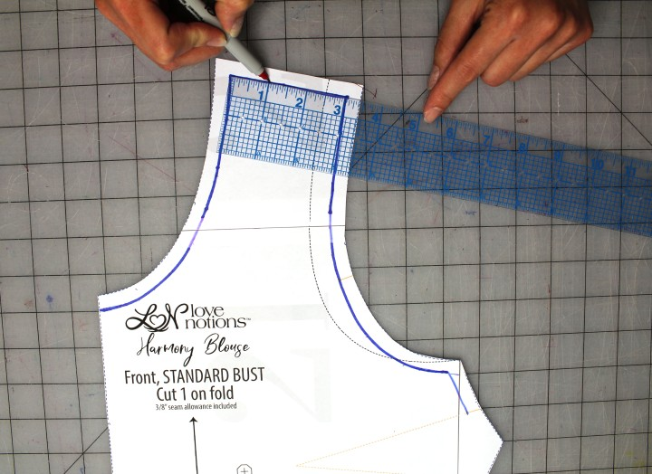 Things we should not skip in sewing (in my opinion) Part 2: Measure Your Patterns
